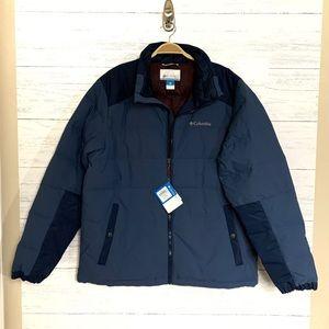 Columbia Blue Winter Challenger Jacket